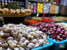 Impor Pangan RI Kronis: Ikan Saja Impor, Sampai Buah & Sayur!