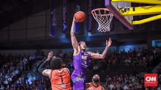 CLS Knights Lolos ke Final ASEAN Basketball League