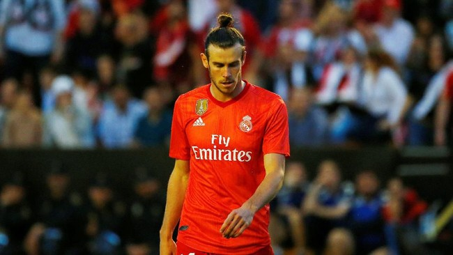 Gareth Bale dan kawan-kawan telah menelan 10 kekalahan di Liga Spanyol musim ini. (REUTERS/Javier Barbancho)