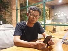 Berkat Ojek Online, Pria Ini Bisa Bangkit dari Kebangkrutan