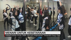 VIDEO: Menari untuk Kesetaraan Bersama Digi Art of Dance
