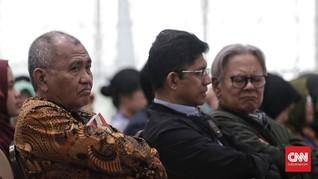 Tiga Komisioner KPK Ajukan Uji Materil UU KPK ke MK