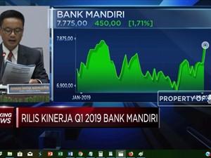 Aset Bank Mandiri Tembus Rp 1.206 Triliun