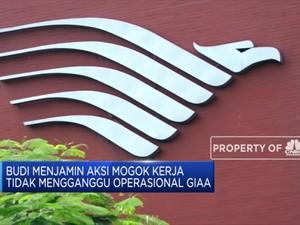 Ini Kata Menhub Soal Rencana Aksi Mogok Karyawan Garuda