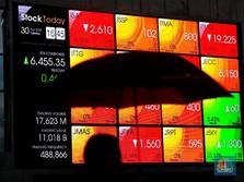 Dahsyat! Bursa Asia Merah Membara, IHSG Berjaya di Zona Hijau