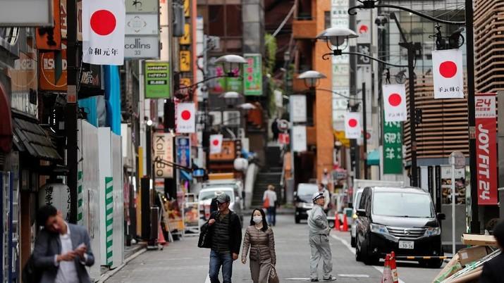 Ekonomi Jepang tercatat tumbuh 0,5% di kuartal pertama tahun ini, menurut data resmi, Senin (20/5/2019).