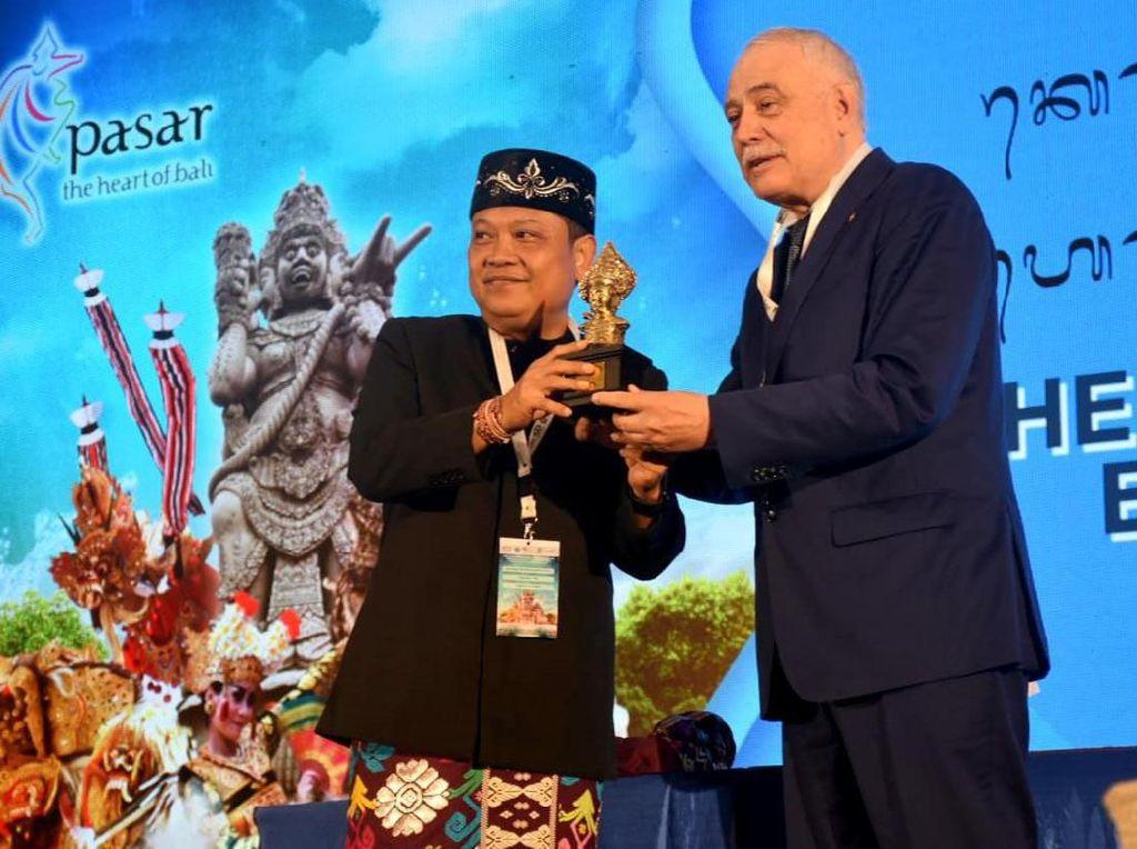 Konferensi internasional yang mempertemukan kota pusaka di wilayah Benua Aisa dan Eropa tahun ini mengangkat tema tentang Reselient Heritage and Tourism yang mengandung makna warisan tangguh dan pariwisata. Foto: dok. Pemkot Denpasar
