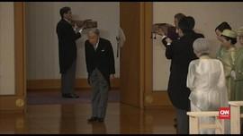 VIDEO: Saikeirei Terakhir Akihito Sebagai Kaisar Jepang