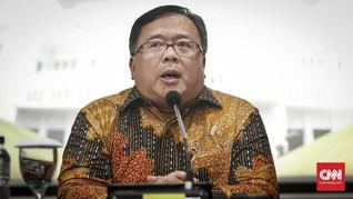 Kepala Bappenas: Ibu Kota Baru Tak Didesain Sebesar Jakarta