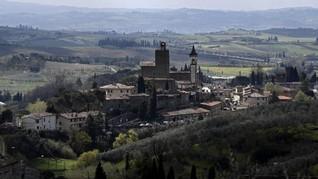 Mengunjungi Vinci, Desa yang Menginspirasi Leonardo da Vinci