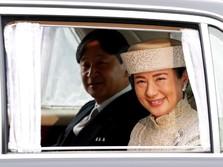Naruhito Resmi Jadi Kaisar Baru Jepang