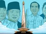 Kalahkan Jokowi Sampai Megawati, Popularitas Soeharto Nomor 1