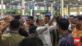Jokowi Akan Temui DPR Bahas Payung Hukum Pemindahan Ibu Kota