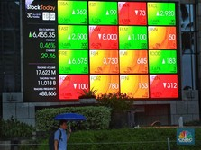 Seluruh Bursa Saham Asia Melemah, IHSG kok Malah Melejit?