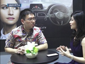 Mazda Bidik Target Penjualan Moderat di 2019