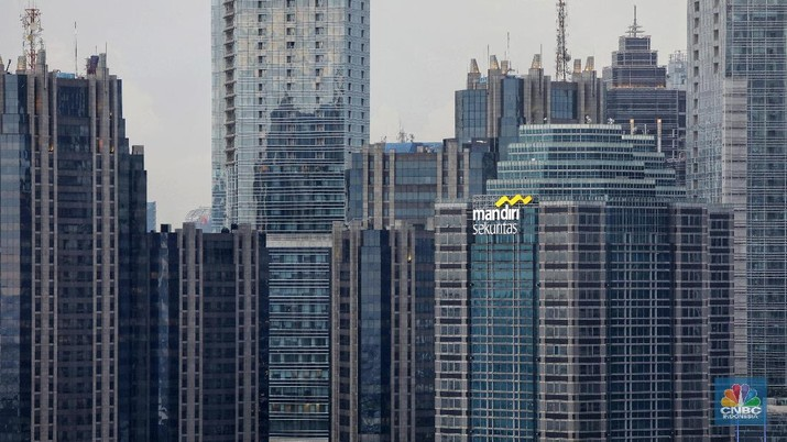 Investor asing mulai kembali ke pasar modal Tanah Air.