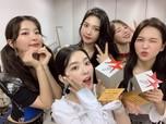Red Velvet Buka-Bukaan Soal Kolaborasi dengan Ellie Goulding