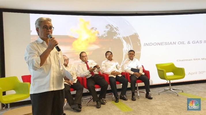 Realisasi Lifting Baru 89%, SKK: Sulit Penuhi Target APBN