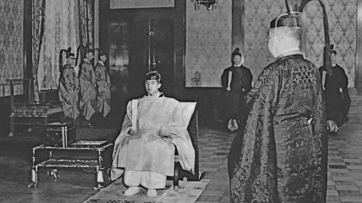 Lini Masa Perjalanan Kekaisaran Kaisar Akihito