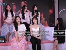 Ini Serunya Ngobrol dengan Red Velvet, Sampai Nyanyi Bareng!