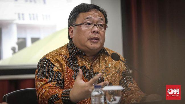Bambang Brodjonegoro: Blockchain Bisa Bikin Industri Efisien