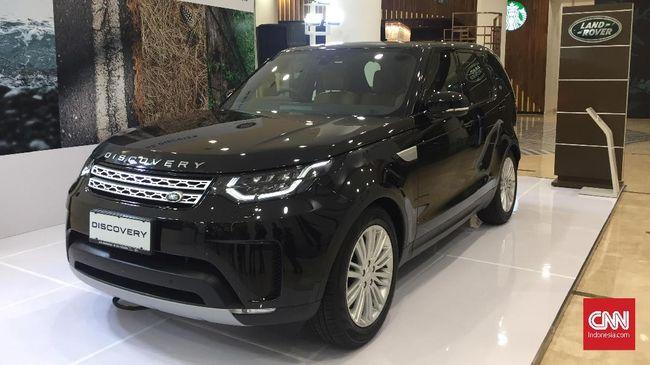 Land Rover Discovery >> Dua Mobil Land Rover Goda Konsumen Berkocek Tebal