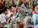 Begini Cara Jokowi Mendengarkan Keluhan Pekerja Indonesia