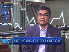 One Belt One Road, Pemerintah Tak Ingin Terjebak Utang