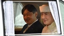 Naruhito Berdoa ke Dewa Matahari Saat Penobatan Kaisar Jepang