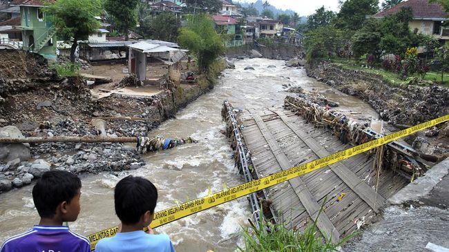 Banjir Rendam 2 Kecamatan di Provinsi Banten