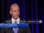 CEO Boeing Hadapi Sejumlah Pertanyaan dari Pemilik Saham