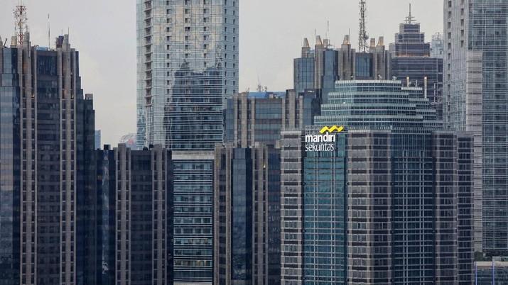 Bank Mandiri dan pemegang saham Bank Permata tak menemukan kata sepakat terkait harga jual per saham.