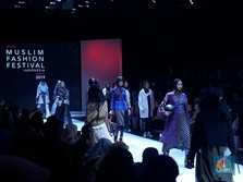 Wow! Konsumsi Fesyen Muslim RI Tembus Rp 280 Triliun
