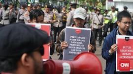 AJI Bandung dan IJTI Jabar Kecam Kekerasan Aparat ke Jurnalis