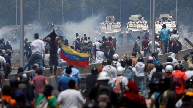 Krisis Berkepanjangan, Total 4 Juta Orang Keluar Venezuela
