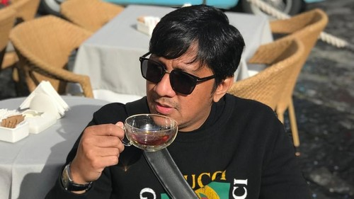 Andre Taulany Hina Nabi?