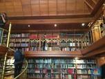 Penampakan Ribuan Buku di Perpustakaan BJ Habibie