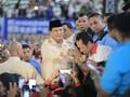Situng KPU 99 Persen Lebih, Prabowo Keok di Kampung Sandiaga