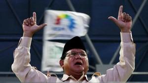 Polisi Tarik SPDP Prabowo Subianto soal Makar