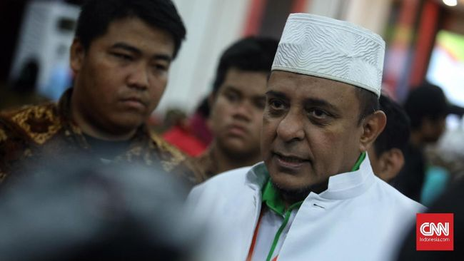 Prabowo ke Jokowi, GNPF Klaim Reuni 212 Tak Bermotif Politik