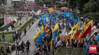 Hari Buruh 2019, Upah Minimum Masih Jadi Sorotan