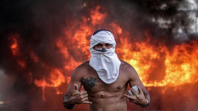Presiden Turki Erdogan Mengutuk Upaya Kudeta di Venezuela