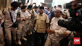 Pertemuan Prabowo dan Ulama di Ijtimak 3 Digelar Tertutup