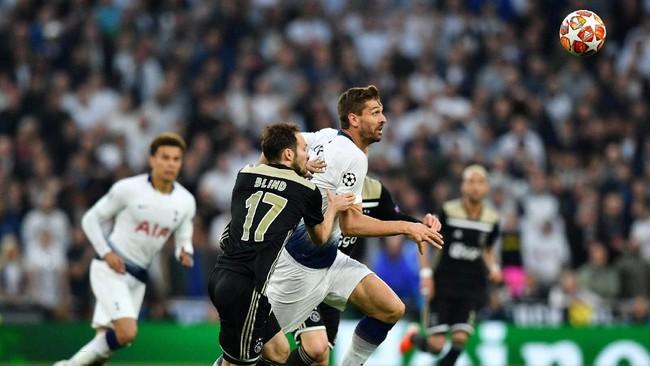 Tottenham Hotspur menjamu Ajax Amsterdam di stadion baru mereka, Stadion Tottenham Hotspur. (REUTERS/Dylan Martinez)
