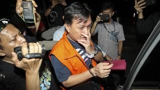 Penyuap Bupati Kepulauan Talaud Dituntut 2 Tahun Penjara