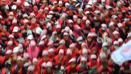 8 Orang Disebut 'Hilang Kontak' Usai Aksi May Day di Makassar