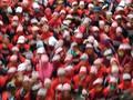 FOTO: Warna-warni Peringatan Hari Buruh Internasional 2019