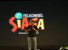 Wacana Konsolidasi Telco Menguat, Ini Kata Bos Telkomsel