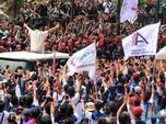 Intip Kemeriahan Hari Buruh Internasional di Istora Senayan