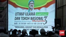 Rizieq Minta Jokowi Tobat 'Nasuha' karena Curangi Pemilu